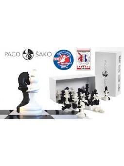 Paco Sako les échecs de la...