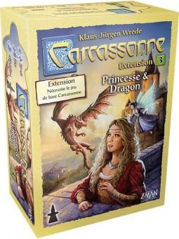 Carcassonne : Princesse et...