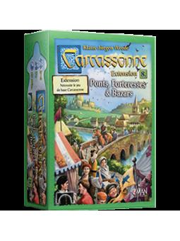 Carcassonne - Ext 8 Ponts,...