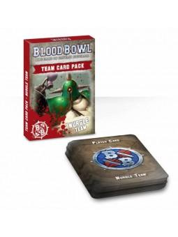 Blood Bowl : Pack de Cartes...