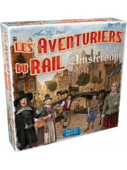 Aventuriers du Rail (Les) -...