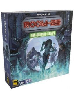 ROOM-25 Run Survive Escape