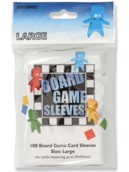 Board Game Sleeves Clear...