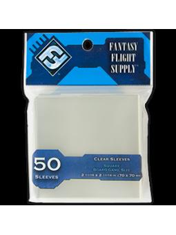 50 Protèges cartes FFG 70mm...