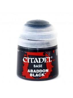 Citadel - Base : Abaddon...