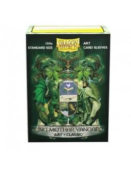 100 Dragon Shield Art -...