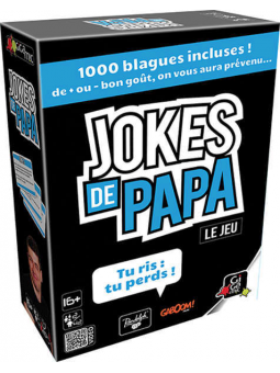 Jokes de Papa le jeu