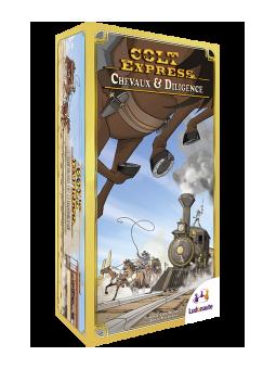 Colt Express - Ext Chevaux...