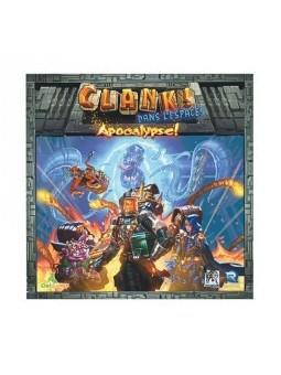 Clank dans l'espace - ext....