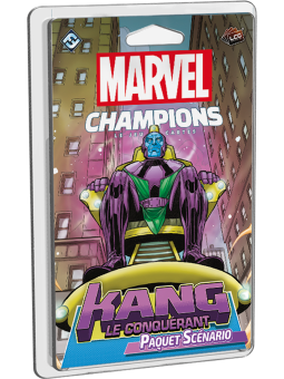 Marvel Champions - Kang Le...