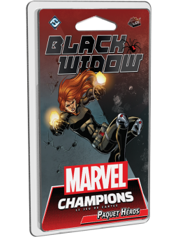 Marvel Champion : Black Widow