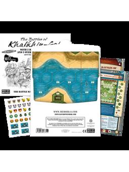 Battles of Kahlkhin...