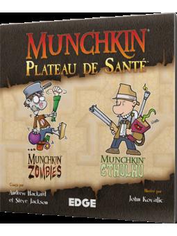 Munchkin plateau de santé