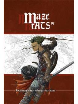 Maze Rats : Livre de Base