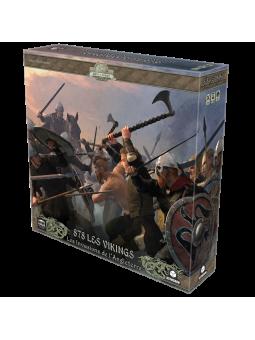 878 Les vikings : les...