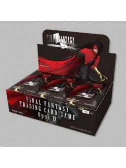 Booster Final Fantasy Opus 9