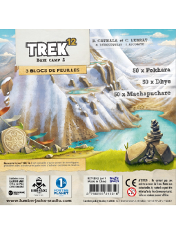 Trek 12 Base camp 2