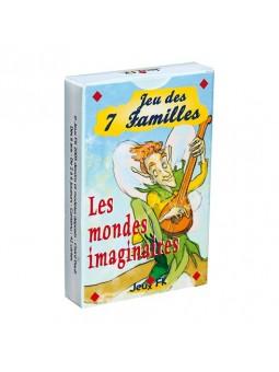7 familles mondes imaginaires