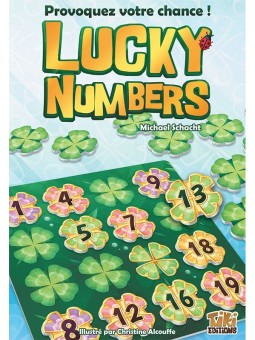 LUCKY NUMBERS - Le Jeu