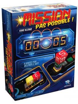 Mission Pas Possible - Jeu...