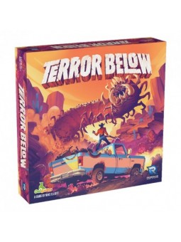 TERROR BELOW – Le Jeu de...