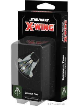 SW X-Wing 2.0 Chasseur Fang