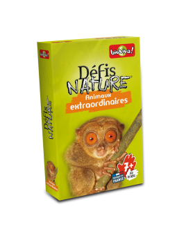 Défis Nature - Animaux...