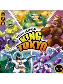 King of Tokyo nouvelle Edition