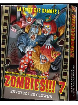 Zombies!!! 7 envoyez les...