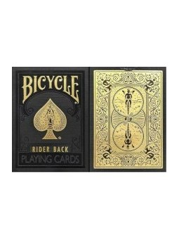 Classic Bicycle Rider Back