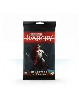 Warcry - Cartes Daughters...