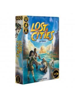 Lost Cities - Les Rivaux