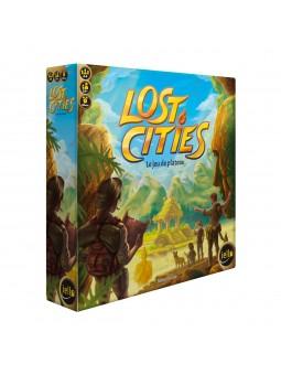Lost Cities le jeu de plateau