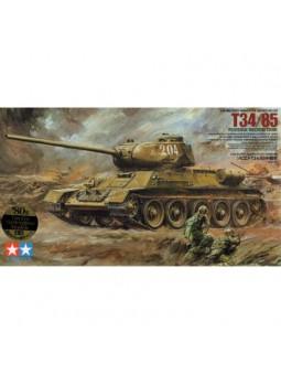 CHAR RUSS T34/85