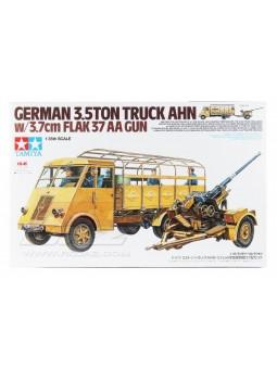 GERMAN 3.5TON TRUCK AHN