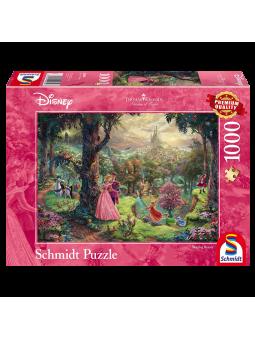 Puzzle la Belle au Bois...