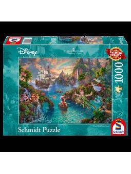 Puzzle 1000p. Peter Pan