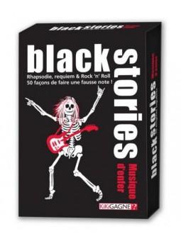 Black Stories Musique d'enfer