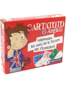 Cartatoto anglais mots de...