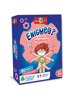 Enigmes corps humain