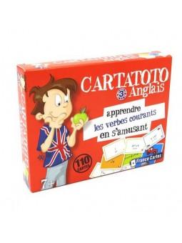 Cartatoto anglais verbes...