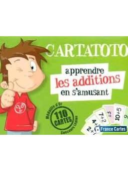 Cartatoto apprendre les...