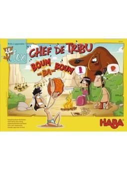 Chef de tribu Boum ba Boum
