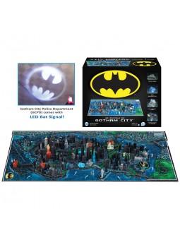 4D Cityscape - Batman...
