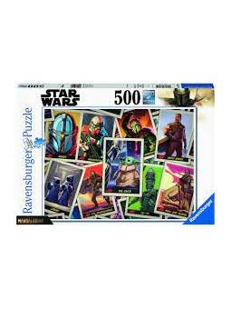 BABY YODA STAR WARS 500