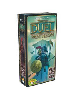 7 wonders Duel Ext. Panthéon