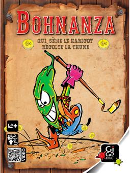 Bohnanza nouvelle boite