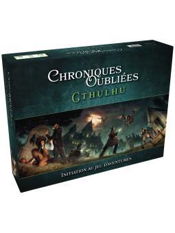 Chroniques Oubliées - Boite d'initiation Cthulhu