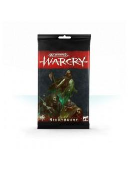 Warcry - Cartes Nighthaunt
