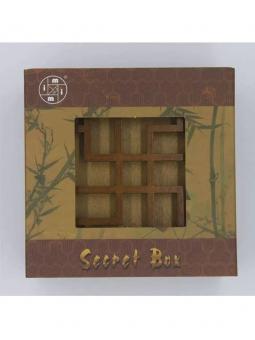 Boite secrète carré 1